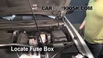 chevy trailblazer fuse boxes interior    fuse    box location 2002 2009 chevrolet  interior    fuse    box location 2002 2009 chevrolet