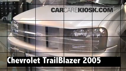 2005 Chevrolet Trailblazer LS 4.2L 6 Cyl. Review
