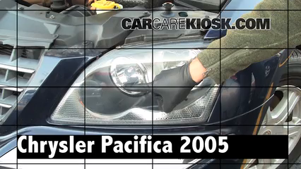 2005 Chrysler Pacifica Touring 3.5L V6 Review