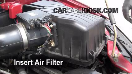 Chrysler Sebring Limited L V Coupe Fair Filter Engine Part on 2001 Dodge Stratus Parts Diagram
