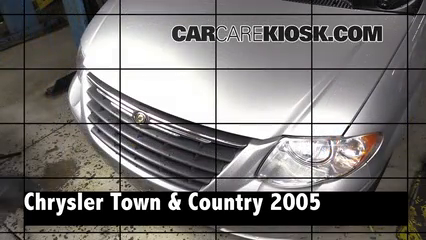 2005 Chrysler Town and Country Touring 3.8L V6 Review