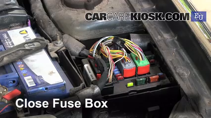 blown fuse check 2001 2006 citroen xsara 2005 citroen xsara sx AC Fuse Box