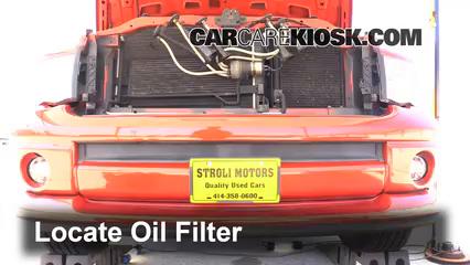 first oil change ram 1500