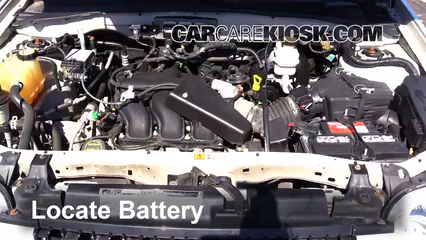 2005 Ford Escape Limited 3.0L V6 Battery