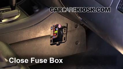 Interior Fuse Box Location 2005 2012 Ford Escape 2005 Ford Escape Limited 3 0l V6