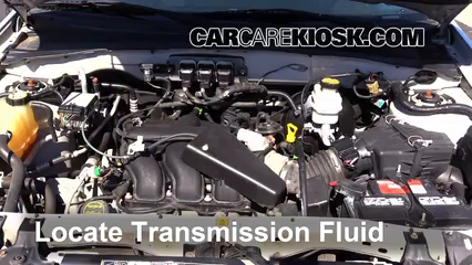 2005 Ford Escape Limited 3.0L V6 Transmission Fluid