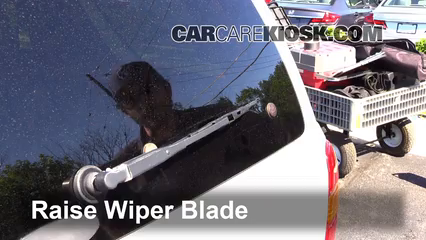 mercury mariner 2005 wiper blades