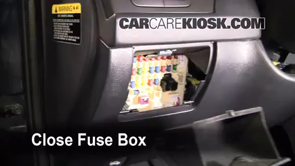 interior fuse box location 2001 2006 hyundai elantra 2005 2002 Hyundai Elantra Fuse Box hyundai coupe fuse box location