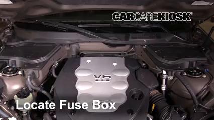 2005 infiniti fx35 fuse box wiring diagram review Vespa Fuse Box