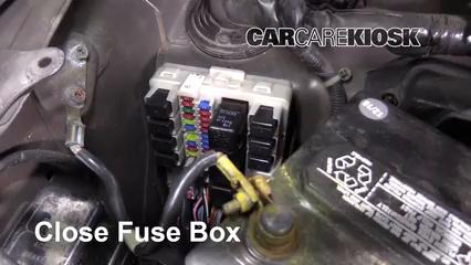 [SCHEMATICS_48EU]  Replace a Fuse: 2003-2008 Infiniti FX35 - 2005 Infiniti FX35 3.5L V6 | Infiniti Fx35 2005 Fuse Box |  | CarCareKiosk