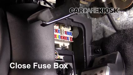 interior fuse box location 2003 2008 infiniti fx35 2006 infiniti 2005 Infiniti FX45 Valve Cover Gaskets