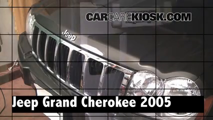 2005 Jeep Grand Cherokee Limited 4.7L V8 Review
