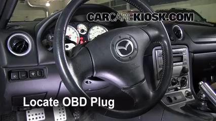 How To Reset Check Engine Light Mazda  Touring
