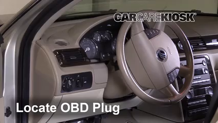 Engine Light Is On: 2005-2007 Mercury Montego - What to Do