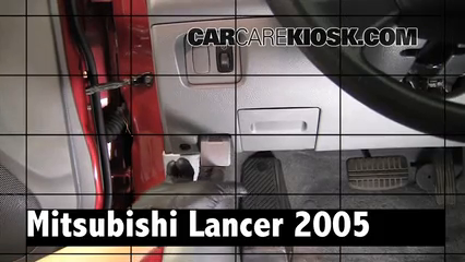 2005 Mitsubishi Lancer ES 2.0L 4 Cyl. Review