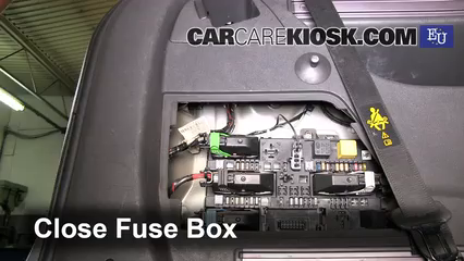 interior fuse box location 2005 2011 opel zafira 2005 opel zafira Toyota Camry Fuse Box