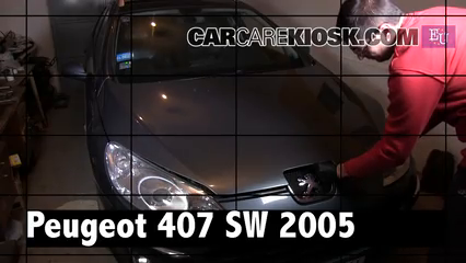 2005 Peugeot 407 SW 2.0L 4 Cyl. Review
