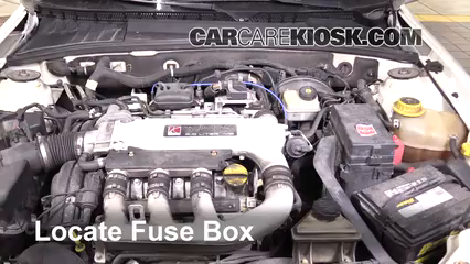 2005 Saturn L300 3.0L V6 Fuse (Engine)