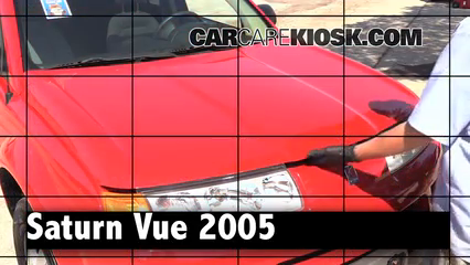 2005 Saturn Vue 2.2L 4 Cyl. Review