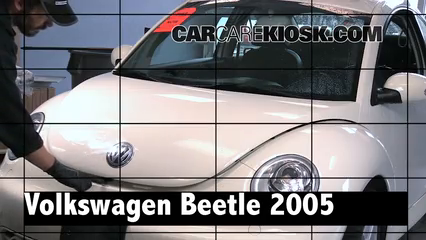 2005 Volkswagen Beetle GLS 1.8L 4 Cyl. Turbo Hatchback Review