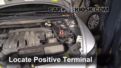 How To Jumpstart A 2004 2011 Volvo S40 2005 Volvo S40 I