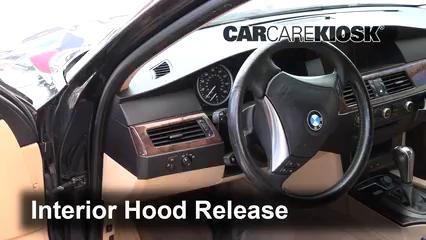 2005 BMW 545i 4.4L V8 Capó