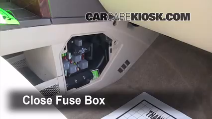 Interior Fuse Box Location: 2002-2007 Buick Rendezvous - 2005 Buick  Rendezvous CX 3.4L V6 | 2005 Rendezvous Fuse Box Manual |  | CarCareKiosk