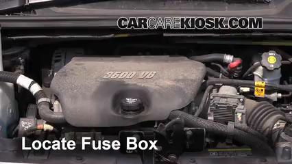 2005 Buick Terraza CX 3.5L V6 Fusible (moteur)