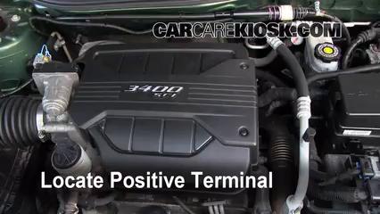2005 Chevrolet Equinox LS 3.4L V6 Battery Jumpstart
