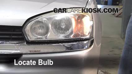 2004 Chevrolet Malibu LS 3.5L V6 Lights