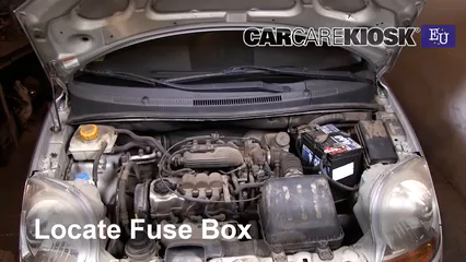 2005 Chevrolet Spark LS 0.8L 3 Cyl. Fuse (Engine)