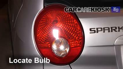 2005 Chevrolet Spark LS 0.8L 3 Cyl. Éclairage