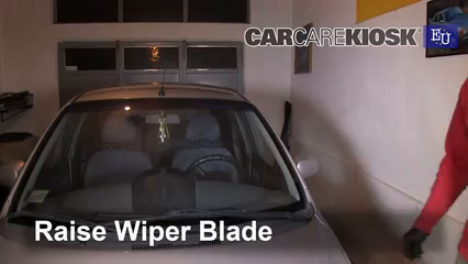 2005 Chevrolet Spark LS 0.8L 3 Cyl. Windshield Wiper Blade (Front)