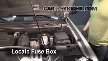 2005 Chevrolet Trailblazer LS 4.2L 6 Cyl. Fuse (Engine)