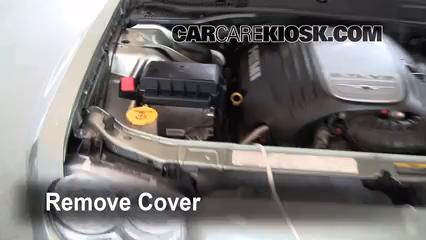 2005 Chrysler 300 C 5.7L V8 Battery Jumpstart