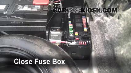 Interior Fuse Box Location: 2005-2010 Chrysler 300 - 2005 Chrysler 300 C  5.7L V8CarCareKiosk