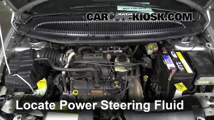 2005 Chrysler Town and Country Touring 3.8L V6 Líquido de dirección asistida