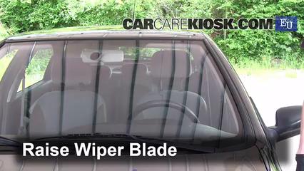 2005 Citroen Xsara SX Hatchback 1.6L 4 Cyl. Escobillas de limpiaparabrisas delantero