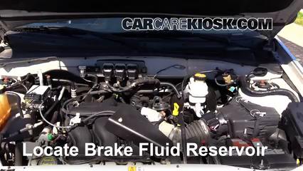 2005 Ford Escape Limited 3.0L V6 Liquide de frein