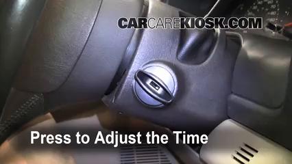2005 Ford Excursion Limited 6.8L V10 Horloge