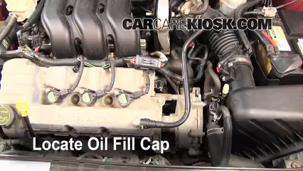 2007 Ford Freestyle Limited 3.0L V6 Oil