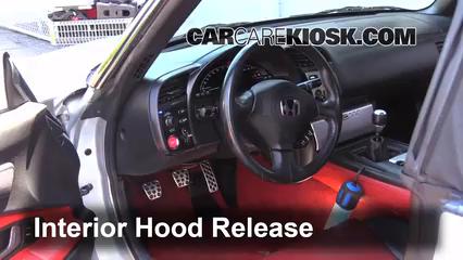 2005 Honda S2000 2.2L 4 Cyl. Belts