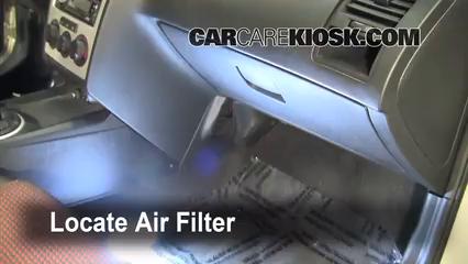 2005 Hyundai Tiburon GT 2.7L V6 Air Filter (Cabin)