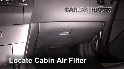 2005 Infiniti FX35 3.5L V6 Air Filter (Cabin)