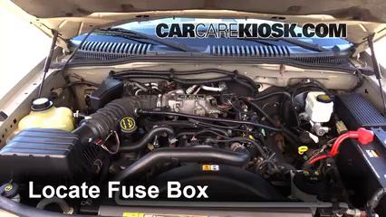 2005 Mercury Mountaineer Premier 4.6L V8 Fuse (Engine)