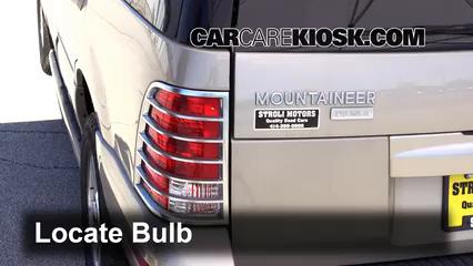 2005 Mercury Mountaineer Premier 4.6L V8 Lights