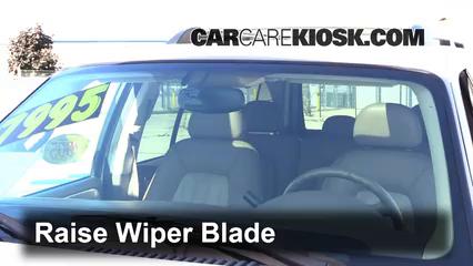 2005 Mercury Mountaineer Premier 4.6L V8 Windshield Wiper Blade (Front)