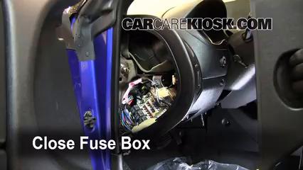 Interior Fuse Box Location 2000 2005 Mitsubishi Eclipse 2005 Mitsubishi Eclipse Spyder Gs 2 4l 4 Cyl