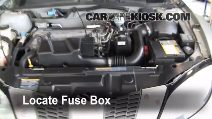 2005 Pontiac Sunfire 2.2L 4 Cyl. Fuse (Engine)