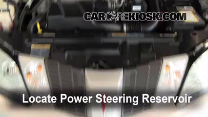 2005 Pontiac Sunfire 2.2L 4 Cyl. Power Steering Fluid